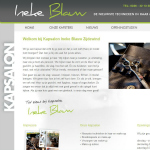 Website Ineke Blauw